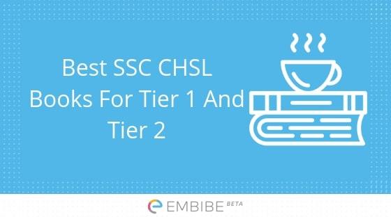 SSC CHSL Books
