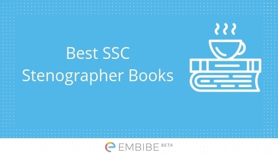 Best Books For SSC Stenographer