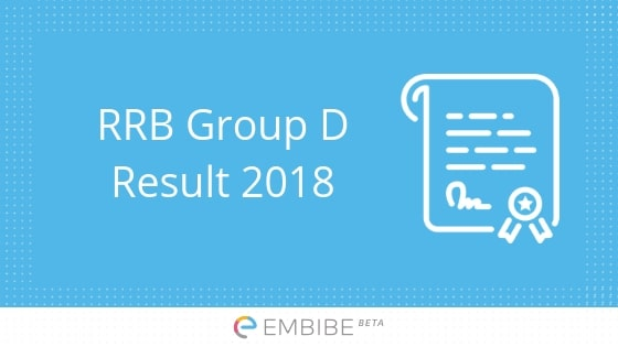RRB Group D Result 2018 For CBT To Be Declared Soon: Find Out How To Check Your Result