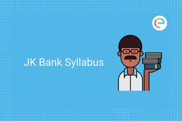 jk bank syllabus