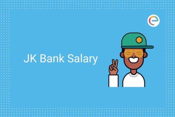 jk bank salary