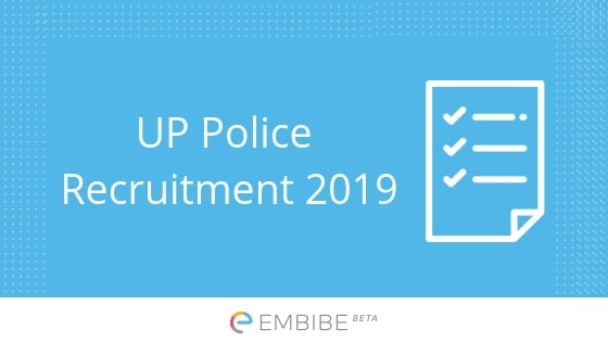 UP Police Recruitment 2019: 50000 Vacancies Expected For UP