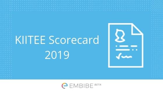 KIITEE Result 2019