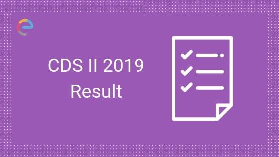 CDS Result 2019 embibe