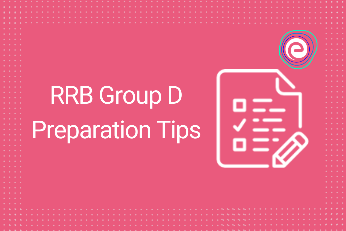 RRB Group D Preparation Tips