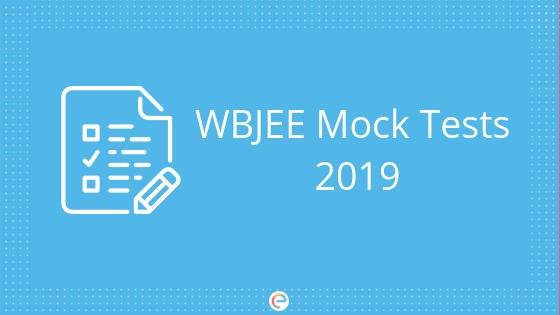 WBJEE Mock Test Series