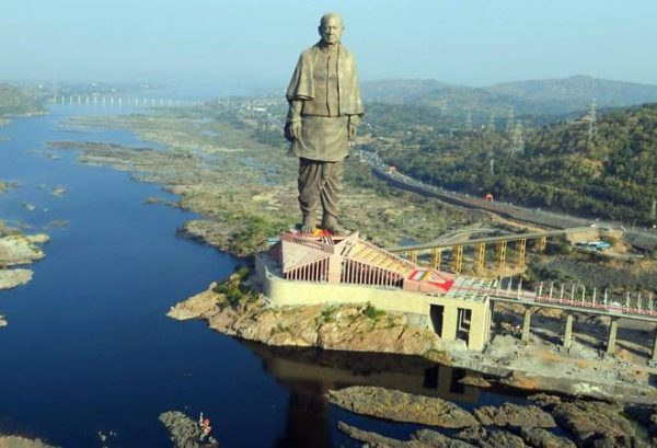 Statue of Unity: A Tribute To Sardar Vallabhai Patel