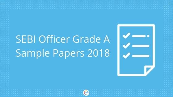 SEBI Officer Grade A Sample Papers