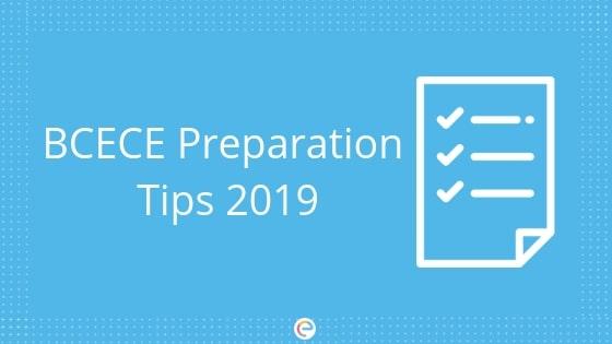 bcece preparation