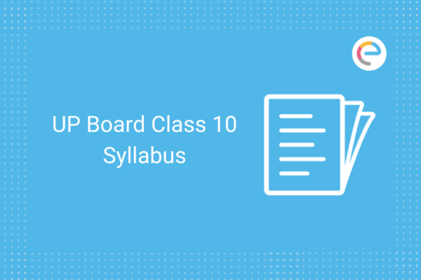 UP Board Class 10 Syllabus