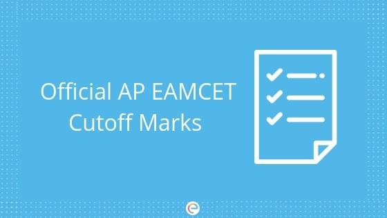 AP EAMCET Cutoff