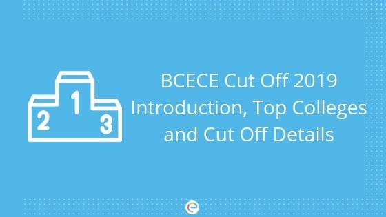 BCECE Cut Off