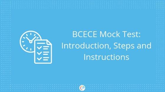 BCECE Mock Test