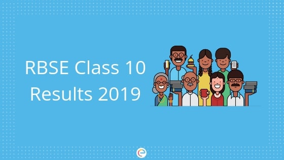 RBSE Class 10 Result 2019