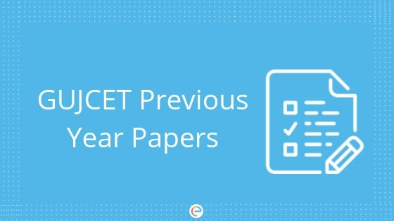 GUJCET Previous Year Papers