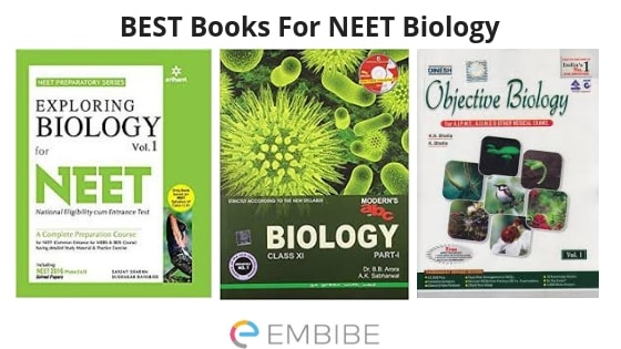 Biology neet books