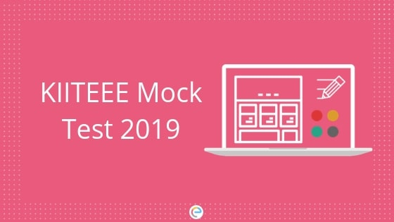 kiitee mock test 2019