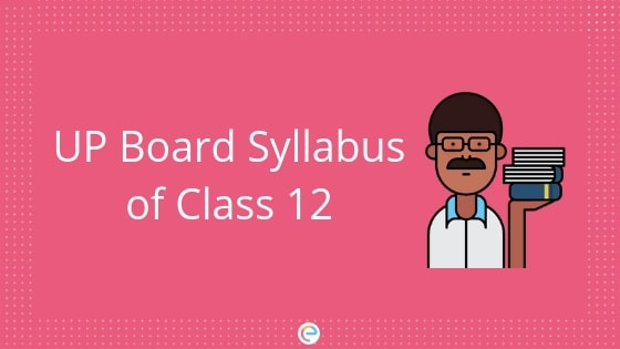 UP Board Syllabus of Class 12