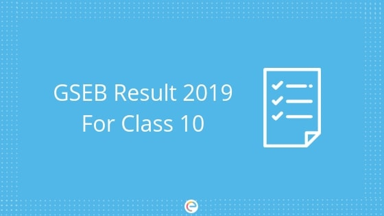 Gujarat State Board Result For Class 10