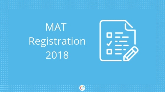 MAT Registration 2018
