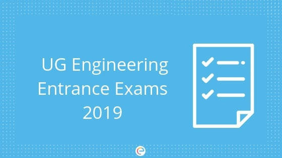 Detailed List Of Top UG Engineering Entrance Exams in India