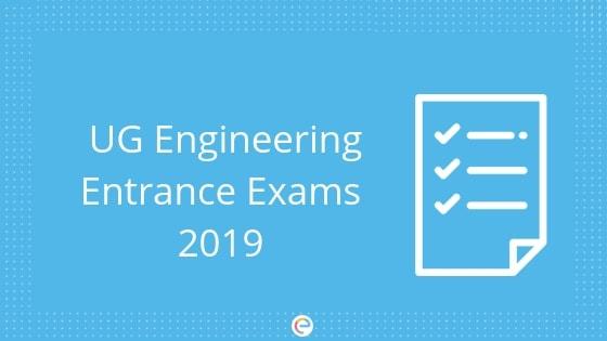 UG Engineering Entrance Exams