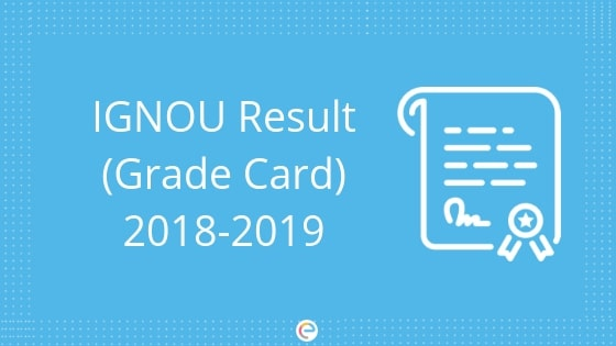 IGNOU Result (Grade Card)