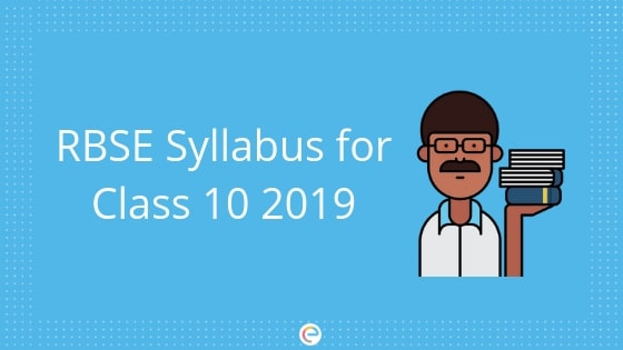 RBSE Syllabus for Class 10 2019