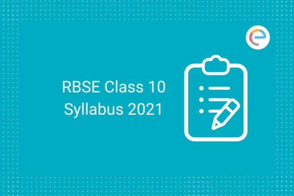 rbse class 10 syllabus