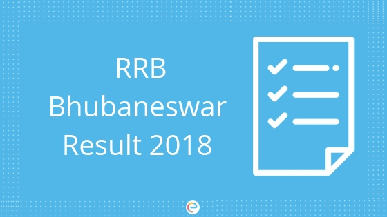 RRB Bhubaneswar Result 2018 For RRB ALP And RRB Group D: Check Your Result @ rrbbbs.gov.in