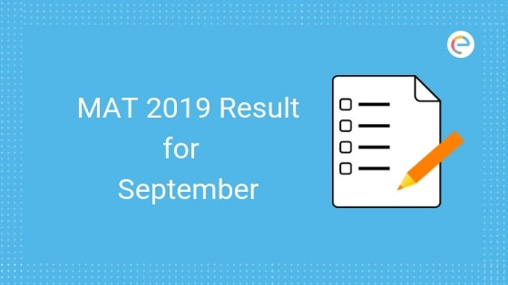 MAT Result 2019 - Embibe