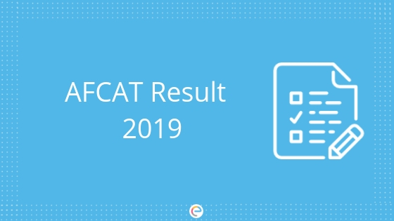 AFCAT Result 2019 Releasing In September | Check AFCAT 2019 Result @ afcat.cdac.in. Download AFCAT Merit List From Here