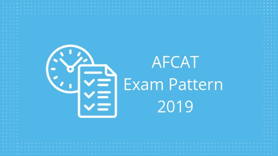 AFCAT Exam Pattern