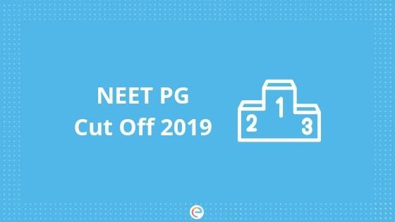 NEET PG Cut Off