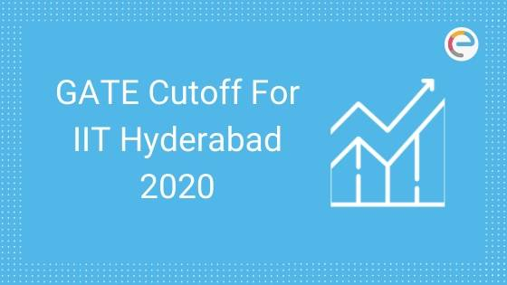 GATE Cut Off For IIT Hyderabad
