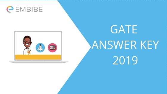 GATE Answer Key 2019: How To Download & Challenge GATE 2019 Answer Key?