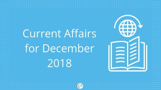 Current Affairs December