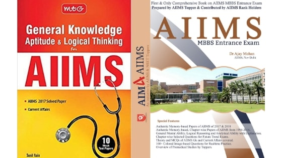 best books for aiims gk