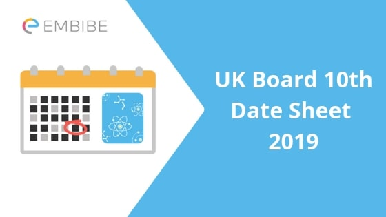 UBSE Board 10th Date Sheet 2019: Uttarakhand Class 10 Time Table To Be Released Soon @ ubse.uk.gov.in