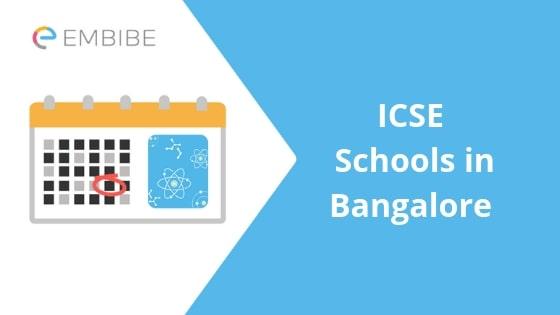 ICSE Schools in Bangalore-Embibe