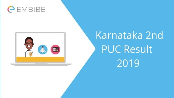 Karnataka 2nd PUC Results Declared @ karresults.nic.in | Check Karnataka 12th Results 2019 Here