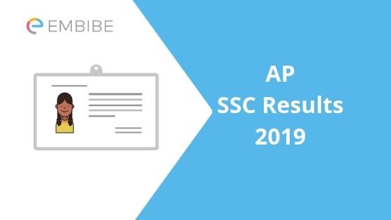 AP SSC Result 2019