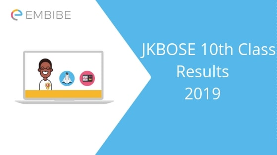 JKBOSE 10th Class Result 2019: Click Here To Check J&K Board Class 10 Results 2019