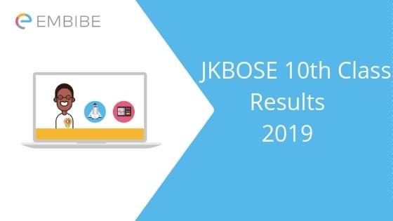 JKBOSE 10th Class Result