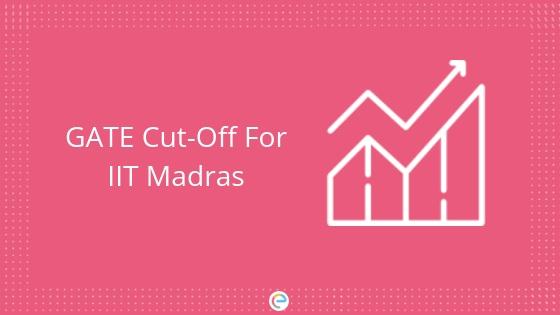 GATE Cutoff For IIT Madras
