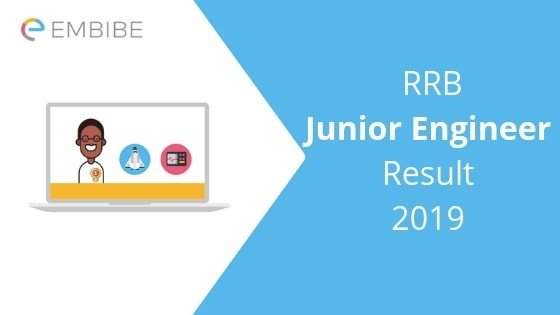 RRB JE Result 2019 (Released) – Check Railway Junior Engineer CBT 1