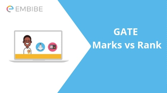 GATE Marks vs Rank: Predict Your GATE All India Rank (AIR) Using Marks Vs Rank