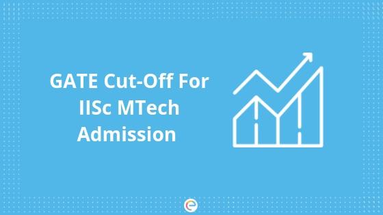 GATE Cutoff For IISc