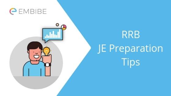 RRB JE Preparation