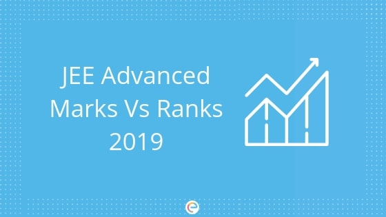 jee advanced marks vs ranks